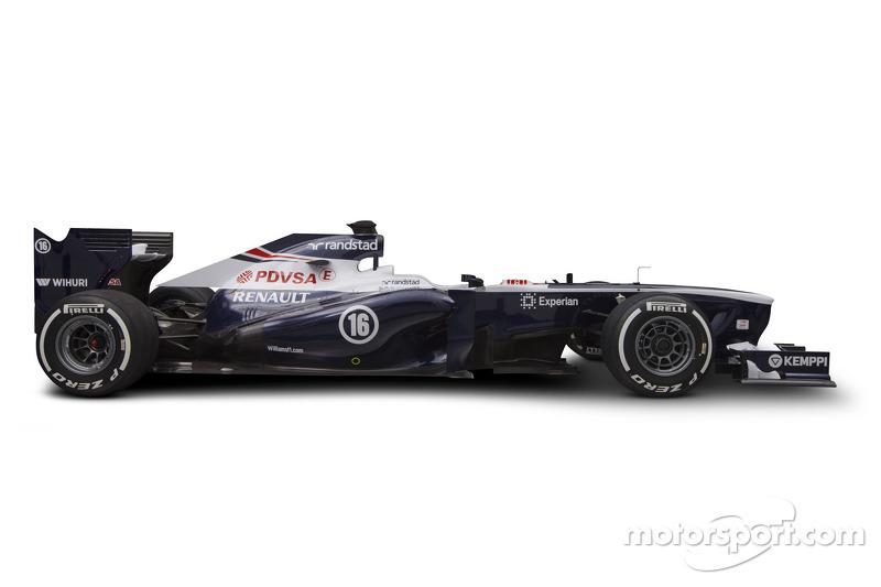 Der neue Williams FW35