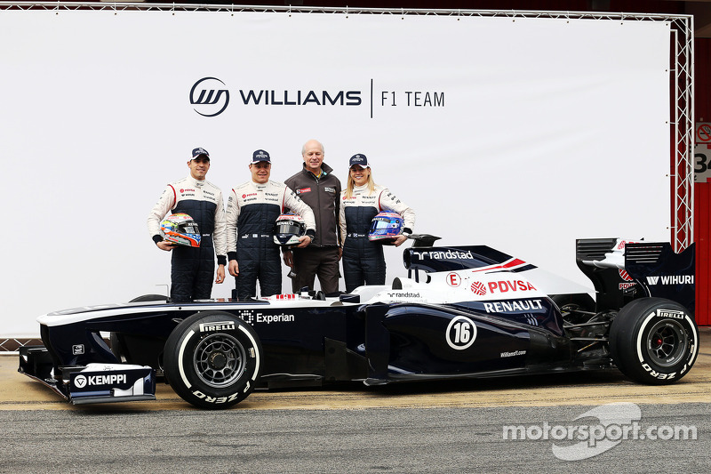 2013: Williams FW35