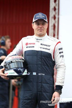 Valtteri Bottas, Williams F1