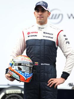 Pastor Maldonado, Williams F1