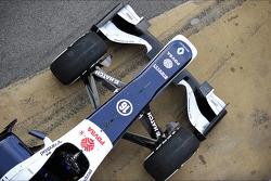 Презентация Williams FW35, Презентация.
