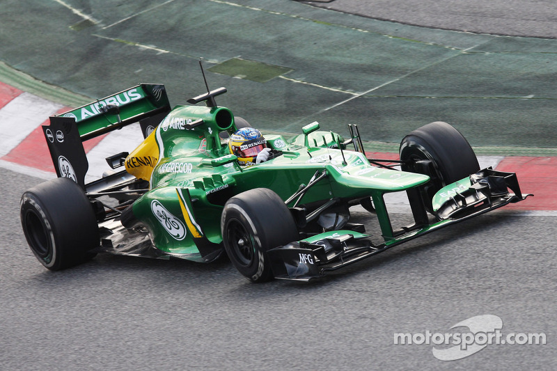 2013: Caterham CT03