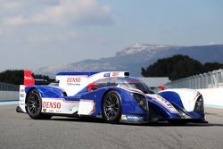 The Toyota TS030 Hybrid