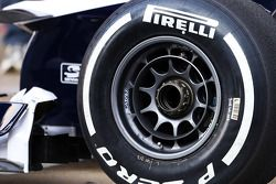 Williams FW35 wiel