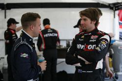 A.J. Allmendinger e Will Power, Penske Racing