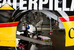 La voiture de Jeff Burton, Richard Childress Racing Chevrolet