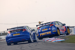 Pirtek Racing duo Andrew Jordan voor Jeff Smith