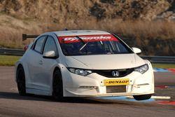 Gordon Shedden, Honda Racing