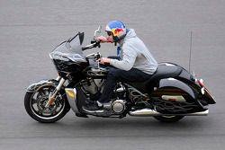 Travis Pastrana à Daytona