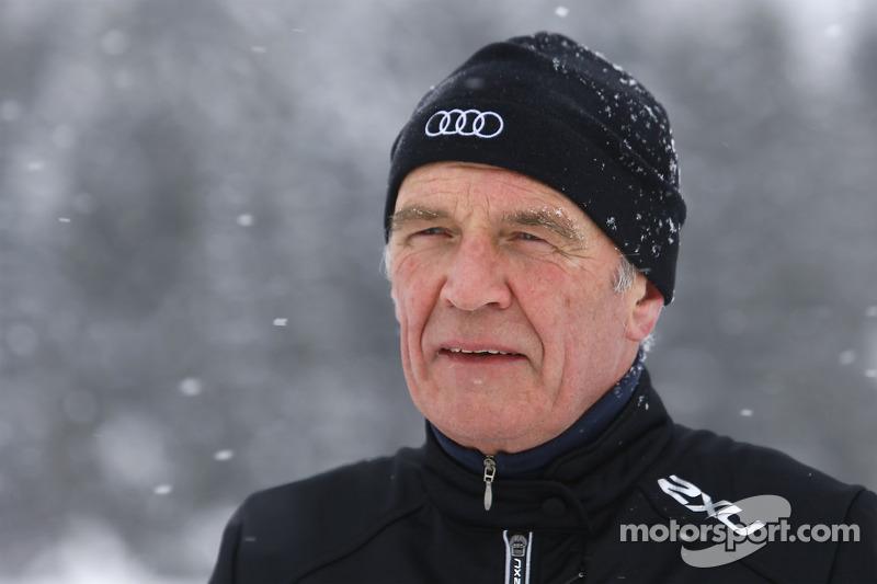Зимний лагерь Audi, особое событие.