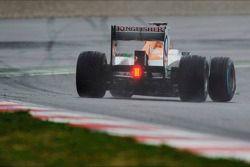 Jules Bianchi, Sahara Force India F1 Team VJM06