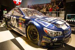 2013 Daytona 500 winning car of Jimmie Johnson, Hendrick Motorsports Chevrolet
