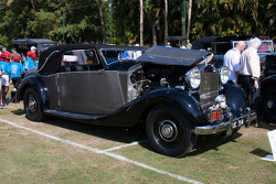 1936 Rolls-Royce Phantom III Drophead Coupe