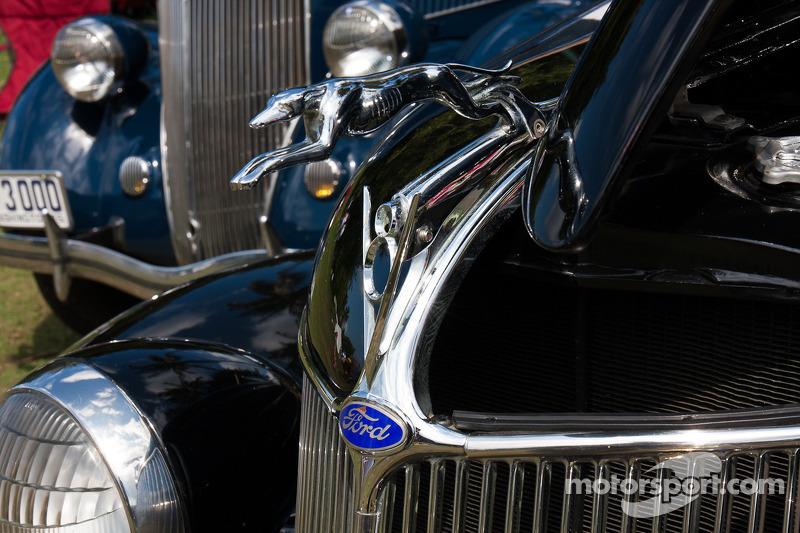 1936 Ford 4 Door Phaeton
