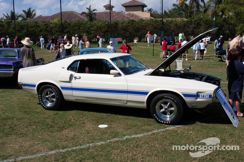 1970 Shelby GT350