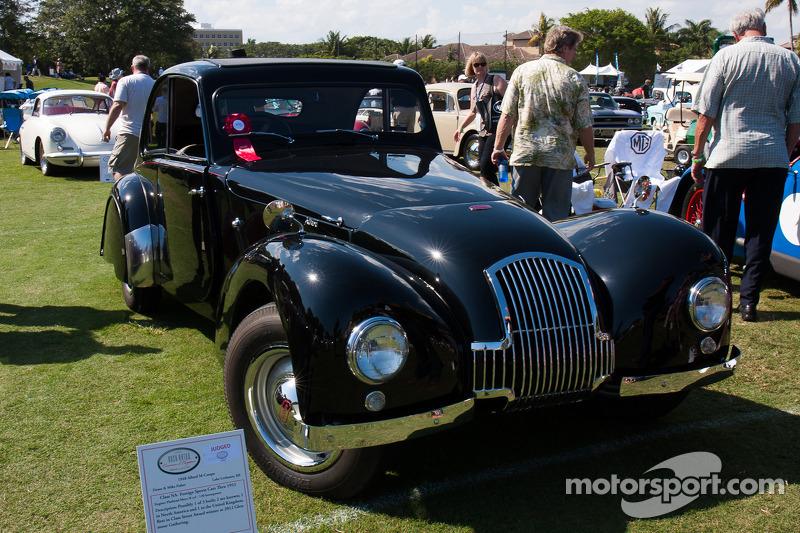 1948 Allard M-Coupe