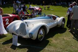 1931 Alfa Romeo 6C 1750 Zagato/Aprile