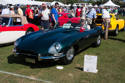 1961 Jaguar E Type/XKE