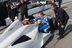 Sebastian Saavedra and Sébastien Bourdais, Dragon Racing