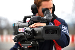 Camarógrafo de 3D de Sky F1