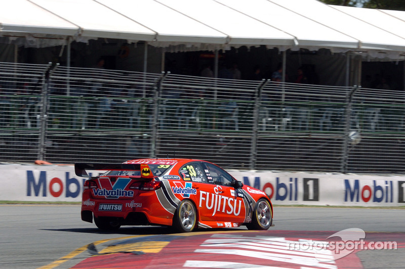 Scott McLaughlin, Fujitsu Racing GRM
