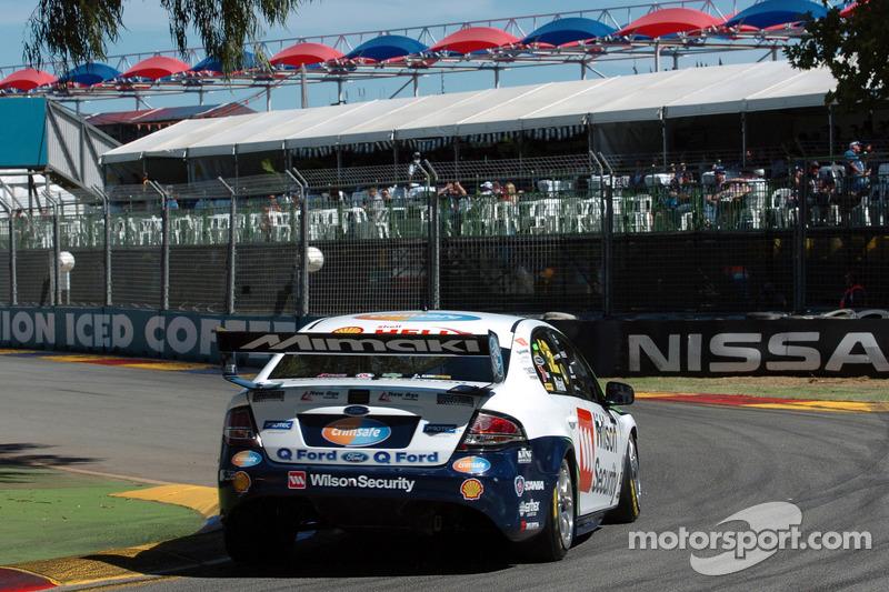 Jonny Reid, Wilson Security Racing