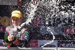 pódio: vencedor Craig Lowndes, Red Bull Holden