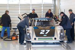 #27 BTE Sport Ford Riley: Emmanuel Anassis, Anthony Massari