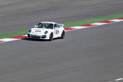 #89 Ranger Sports Racing Porsche 997: Barry Ellis, Jack Corthell, Fraser Wellon