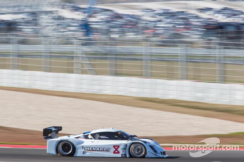 #8 Starworks Motorsport Ford Riley: Scott Mayer