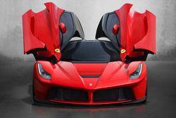 The Ferrari LaFerrari