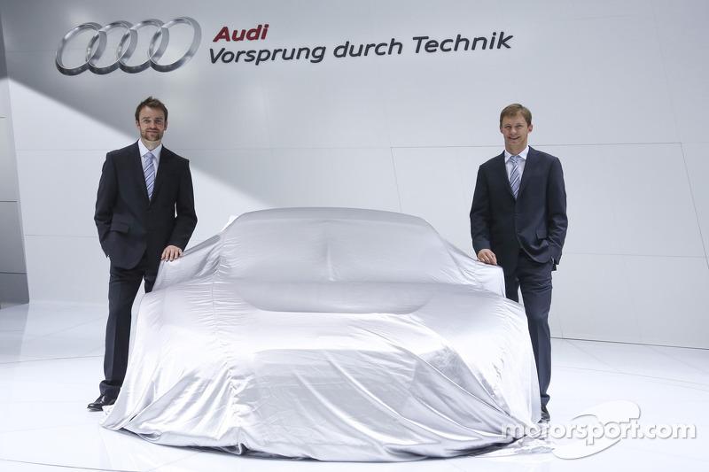 Audi RS 5 DTM presentatie