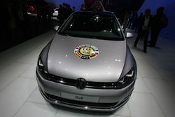 Volkswagen Golf, voiture de l'année