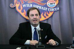 Texas Motor Speedway President Eddie Gossage