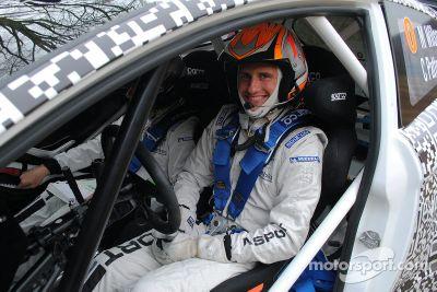 Ford Fiesta R5 testing