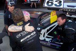 Race winners Erebus Motorsport