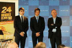 Philippe Signault, Pierre Ragues en Nelson Panciatici