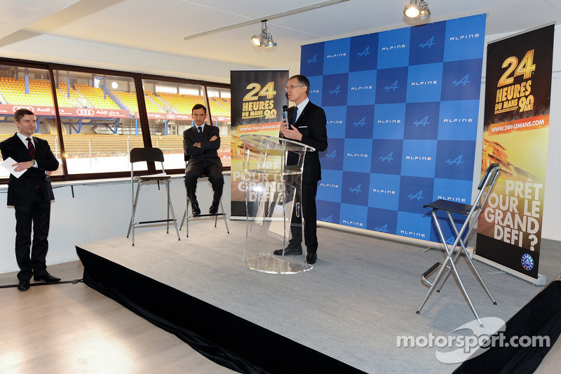 Carlos Tavares, operating chief Renault