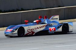 Andy Meyrick test de DeltaWing