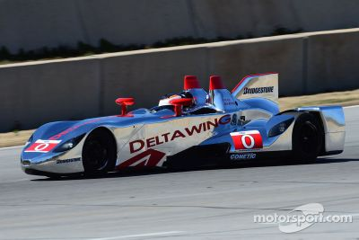 Testes do Deltawing