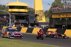 V8 Supercar vs motor vs F1