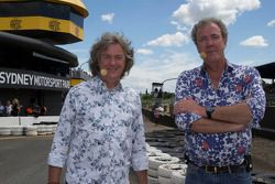 James May et Jeremy Clarkson