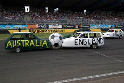 Top Gear UK filming