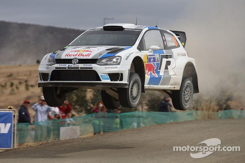 #3: Rallye Mexiko 2013