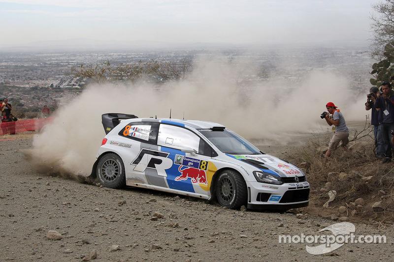 #3: Rally de México 2013