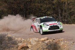 Benito Guerra e Borja Rozada, Citroën DS3 WRC