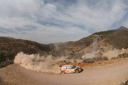 Martin Prokop et Jan Tomanek, Ford Fiesta WRC