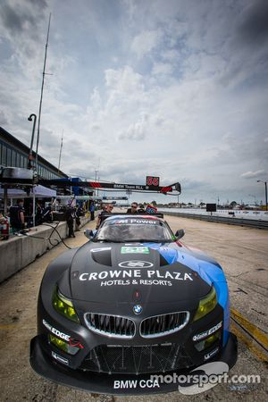 #55 BMW Team RLL BMW Z4 GTE