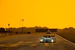 #9 RSR Racing Oreca FLM09 Oreca: Bruno Junqueira, Alex Popow, Eddie Lawson