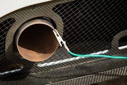 Assoalho do #56 BMW Team RLL BMW Z4 GTE